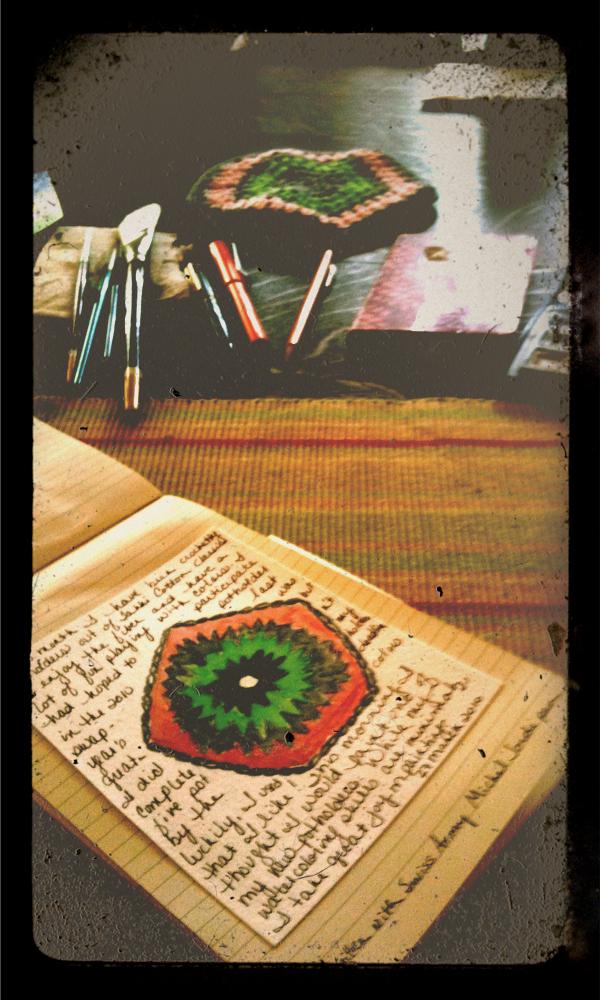 Lo-mob watercolor