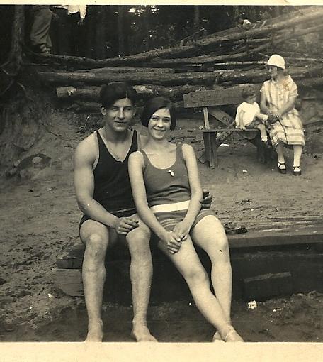 Joe and Jennie May